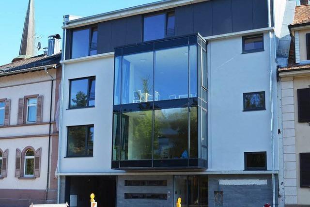 Neues Pflegehaus von St. Nikolai in Waldkirch eröffnet