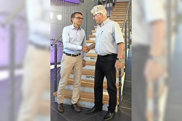 Christian Krauss übernimmt Führung von Fischer IMF