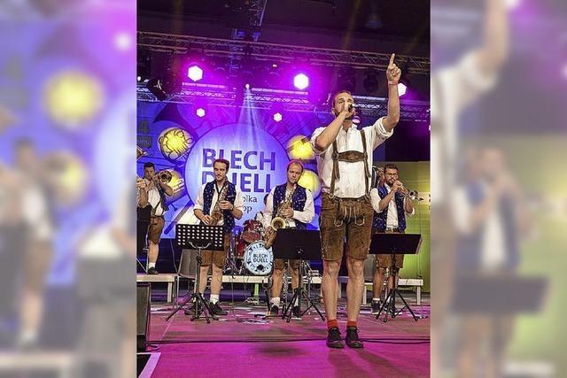 Hochschwarzwälder Blosmusik-Festival