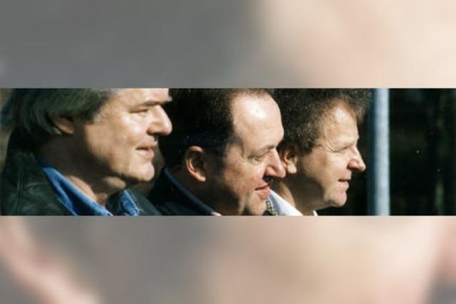 Das Dreisam-Trio spielt im Kultur- und Bürgerhaus Denzlingen
