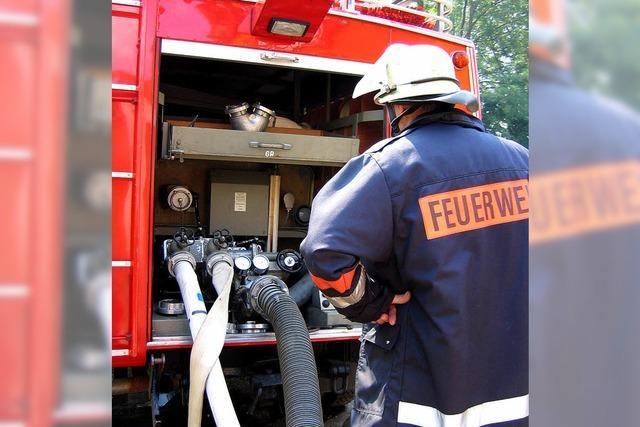 Pflichten der Feuerwehr sind begrenzt