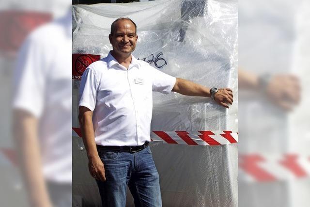 Mehr als zwei Millionen Euro für medizinische Geräte