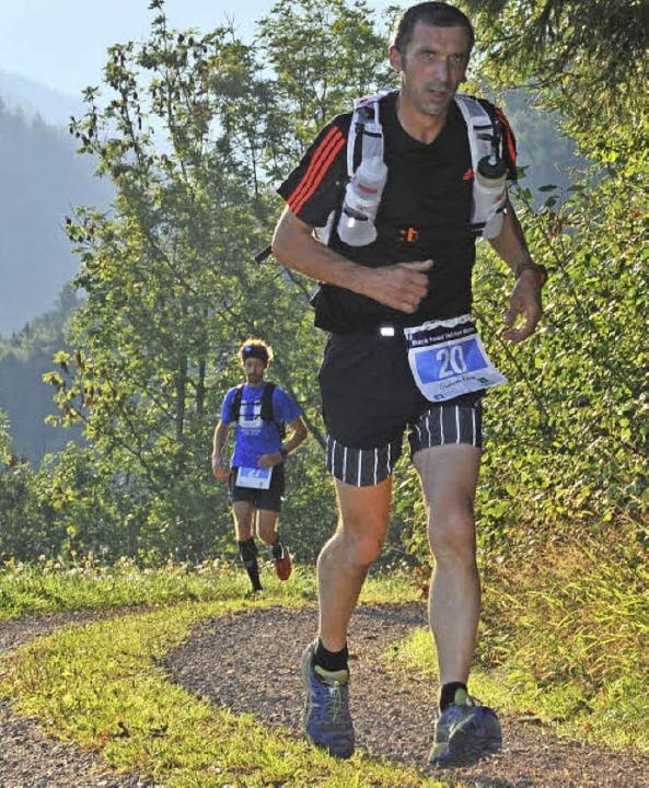 Black Forest Trailrun, Garant für Lauferlebnis in herrlicher Landschaft.   | Foto: Horst Dauenhauer