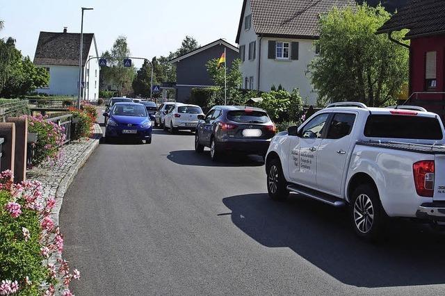 Endlich Parkverbot in Degerfelden – aber zu wenig