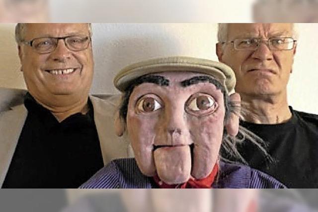 Kabarett mit Paul und Gerhard