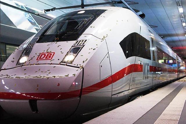 Bahn will mit ICE 4 in