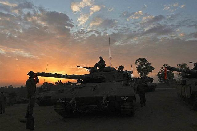 USA hilft Israel mit milliardenschwerem Militärpaket