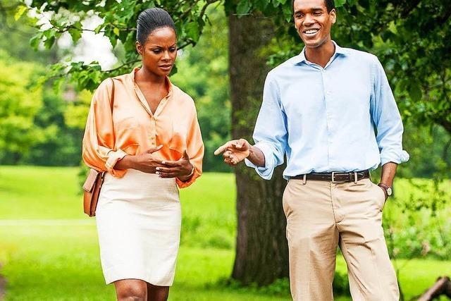Wie sich Barack und Michelle Obama verliebten