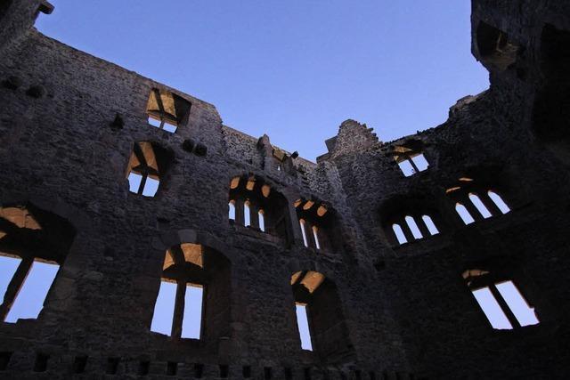 Ritter, Räuber und Ruinen