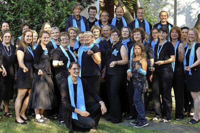 Gospelmusik in Lahr