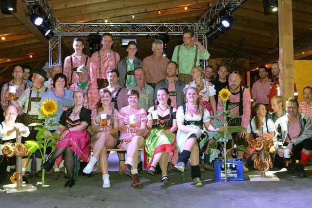 Abteilungsfeuerwehr Unteribental lädt ein zur Küttengaudi am Gummenwald in Unteribental am Samstag, 17. September, 20 Uhr.