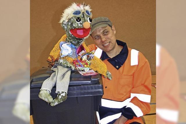 Abfallbehandlungsanlage in Ringsheim