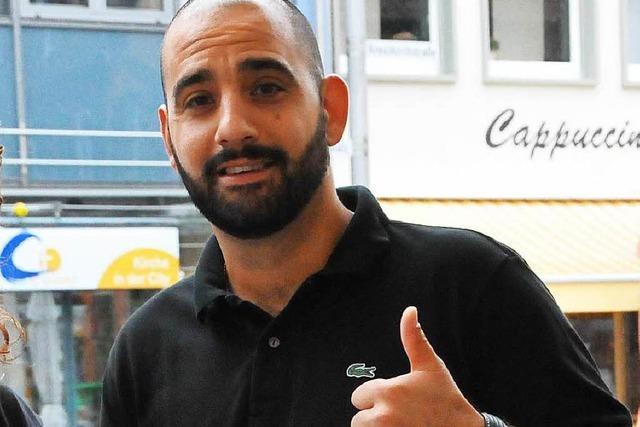 Claudio Espositos Sieg am Freitag im WDR