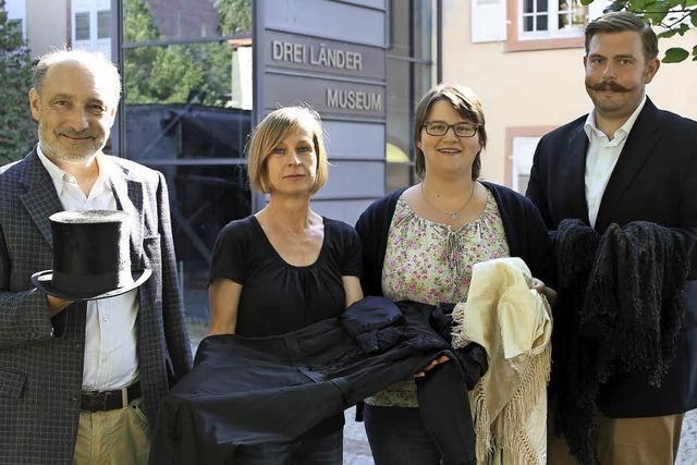 Ein Brautkranz für die Sammlung
