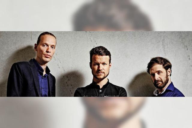 Trios auf der Jazz-Schiene