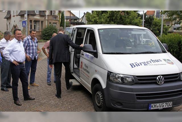 Bei Anruf Bürgerbus