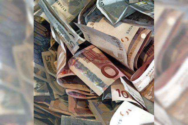Geldsorgen der Stadt bleiben trotz Geldsegen