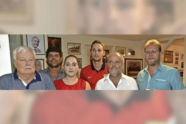 FSV gewinnt Ehrenmitglieder