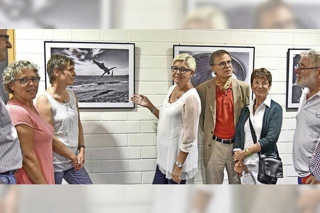 Ausstellung in Küssaberg