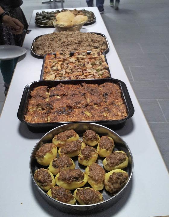 Gutes Essen, auch für die, die weniger haben, gehört zum Opferfest.  | Foto: Daniela Botos