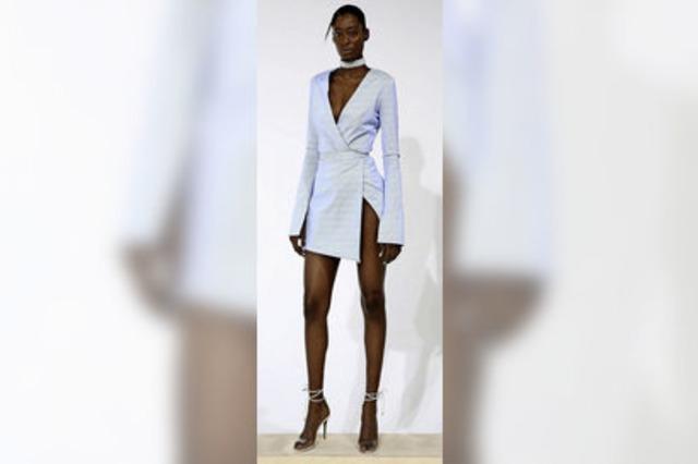 Bei der Fashion Week zeigen Designer, was im Frühjahr angesagt ist