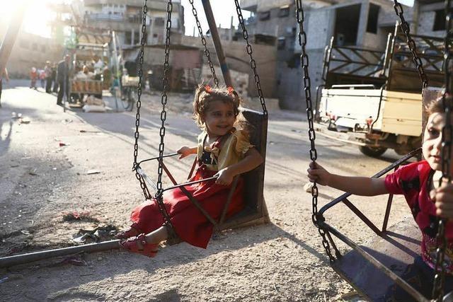Assad blockiert Hilfen: Kein Zugang zu Zivilisten