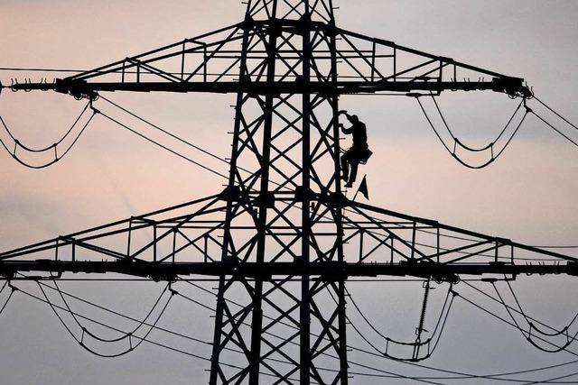Stromausfall in großen Teilen der Gemeinde