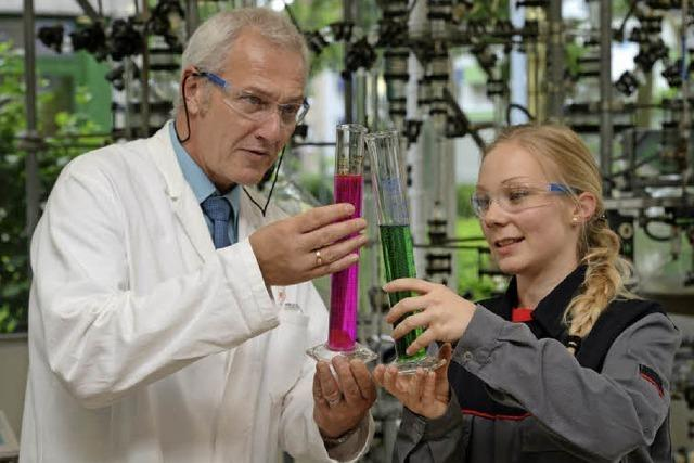 Zwischen Handwerk und Chemie