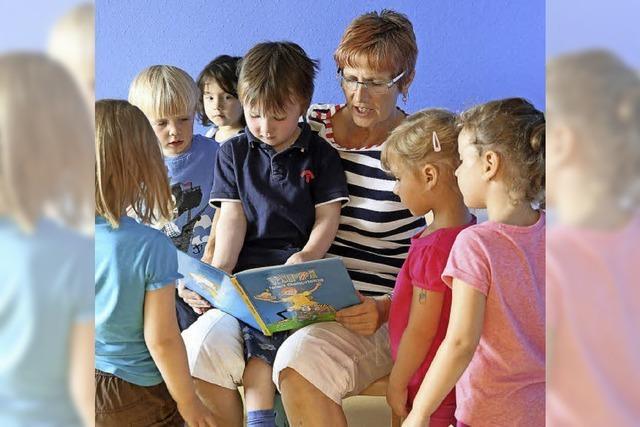 Engagement für Kinder