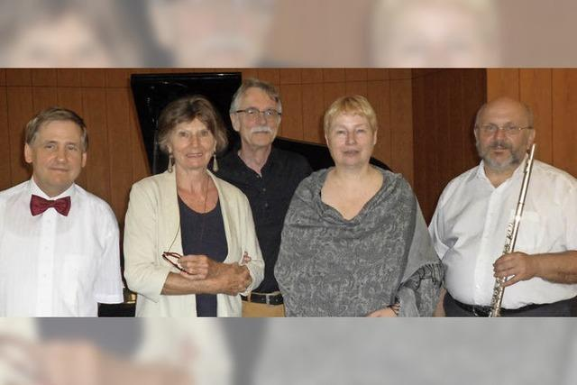 Hommage an den Komponisten Friedrich Zipp