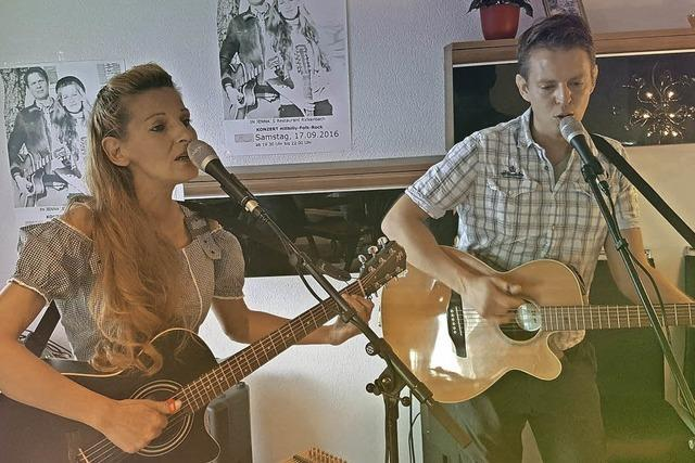 Konzert in Jenna's Restaurant Rickenbach