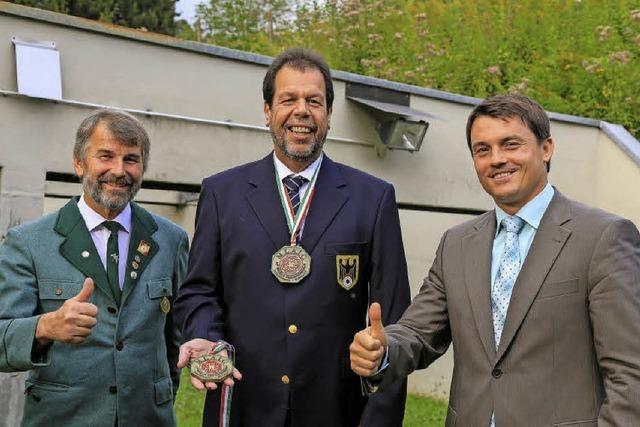 Der erste Weltmeister von Kippenheim