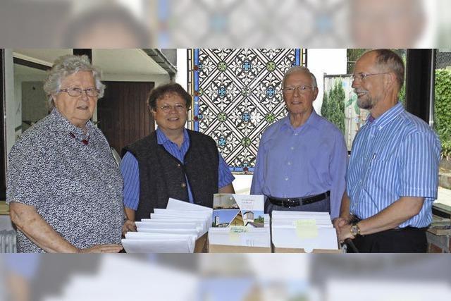 Verfasser recherchieren lange im Kirchenarchiv