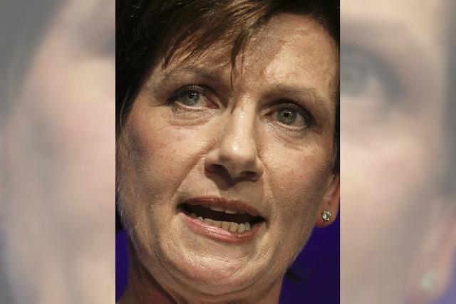 Diane James ist neue Ukip-Chefin