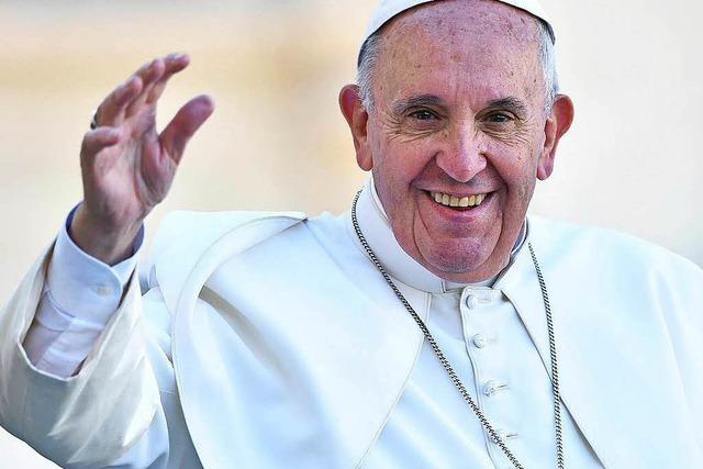 Papst Franziskus lädt Religionsführer nach Assisi