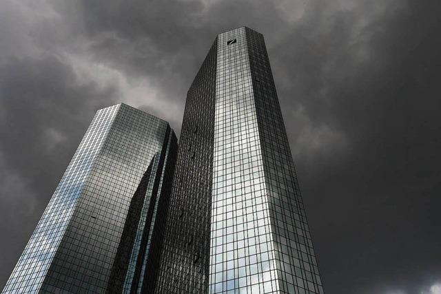 US-Justizministerium will Milliarden wegen fauler Hypotheken