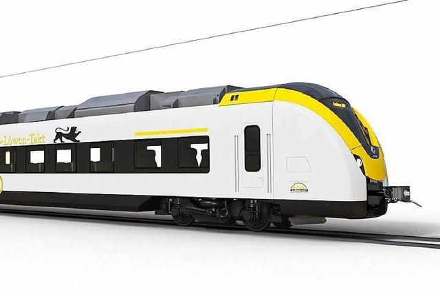 Breisgau-S-Bahn: Leisere Züge mit DB Regio?