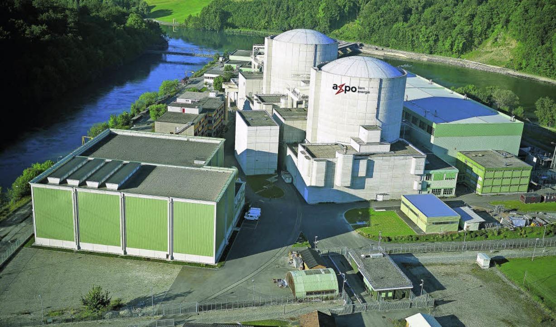 Axpo ging jetzt der Ursache für Materi... Kernreaktors Beznau I auf den Grund.   | Foto: KKW Beznau /Axpo