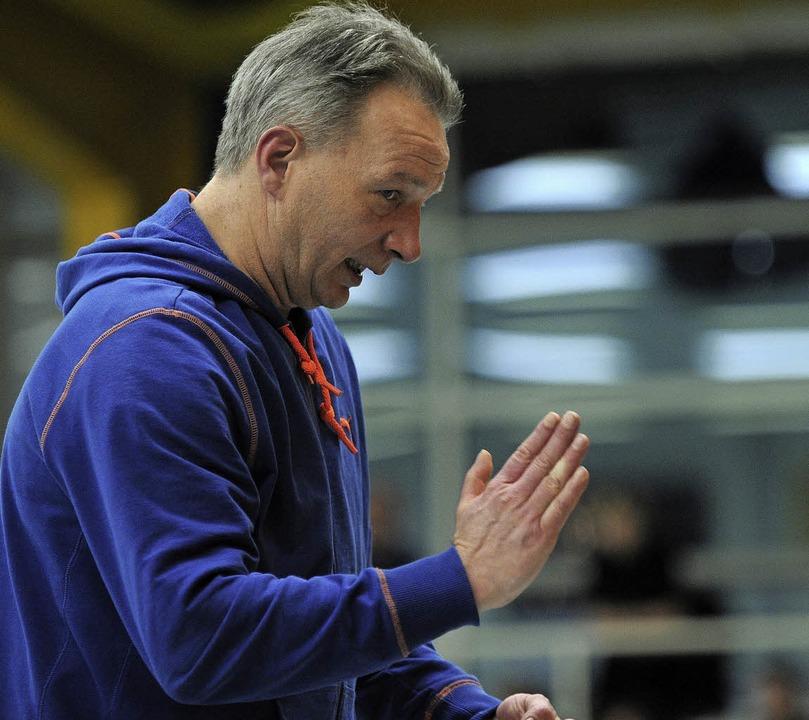 Thomas Bauert sah einen Derbysieg seiner HSG.   | Foto:  Bettina Schaller