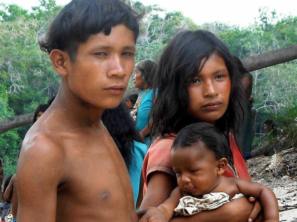 Bei indigenen Völkern sind oft andere ...lichkeitsfaktoren wichtig als bei uns.  | Foto: Toninho Muricy