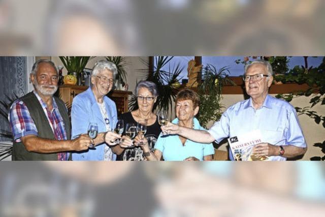 Ehepaar aus Westfalen macht seit 40 Jahren Urlaub in Kiechlinsbergen