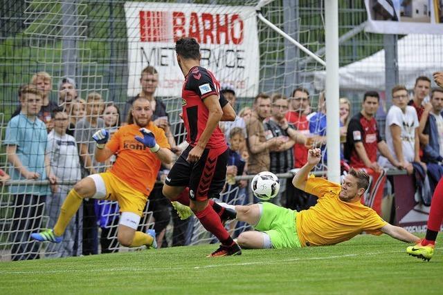 SC Freiburg hat's gefallen