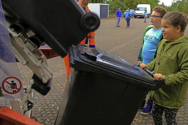 Thema Müll lockt Tausende an