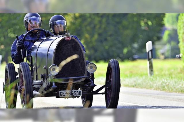 Eine Zeitreise in die Automobil-Ära vor 90 Jahren