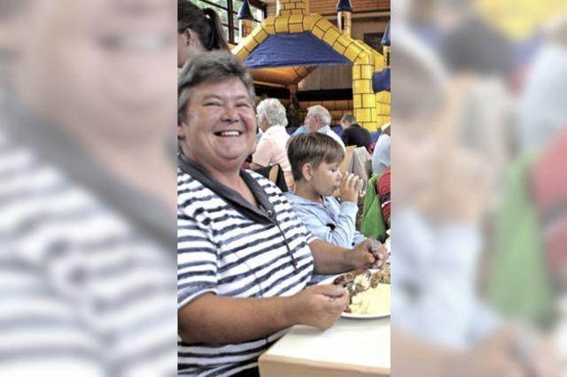 Öflingen feierte zum 23. Mal das Suserfest