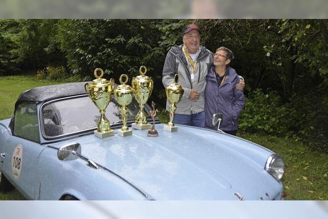 Siegerpokale gingen in die Schweiz
