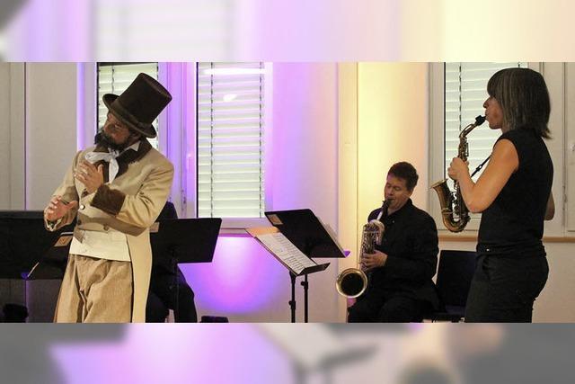 Geschichte des Saxophons