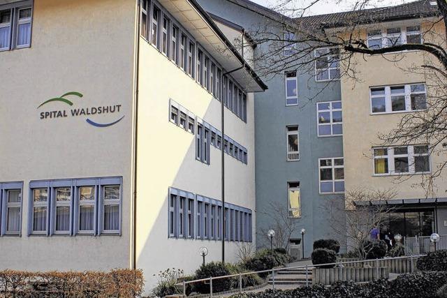 Spital steckt 200.000 Euro in bessere IT-Technik