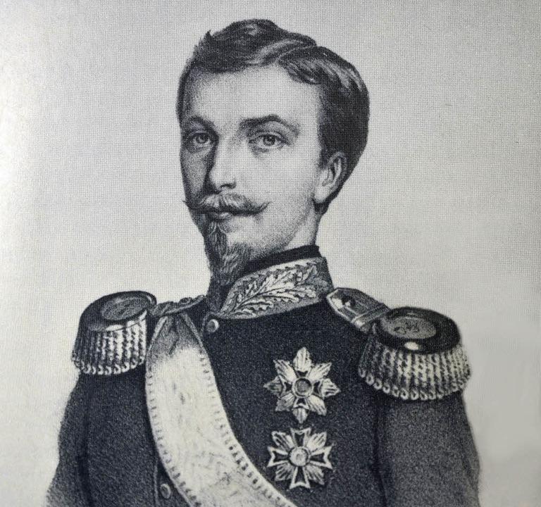 Friedrich I. von Baden  | Foto: Repro: BZ