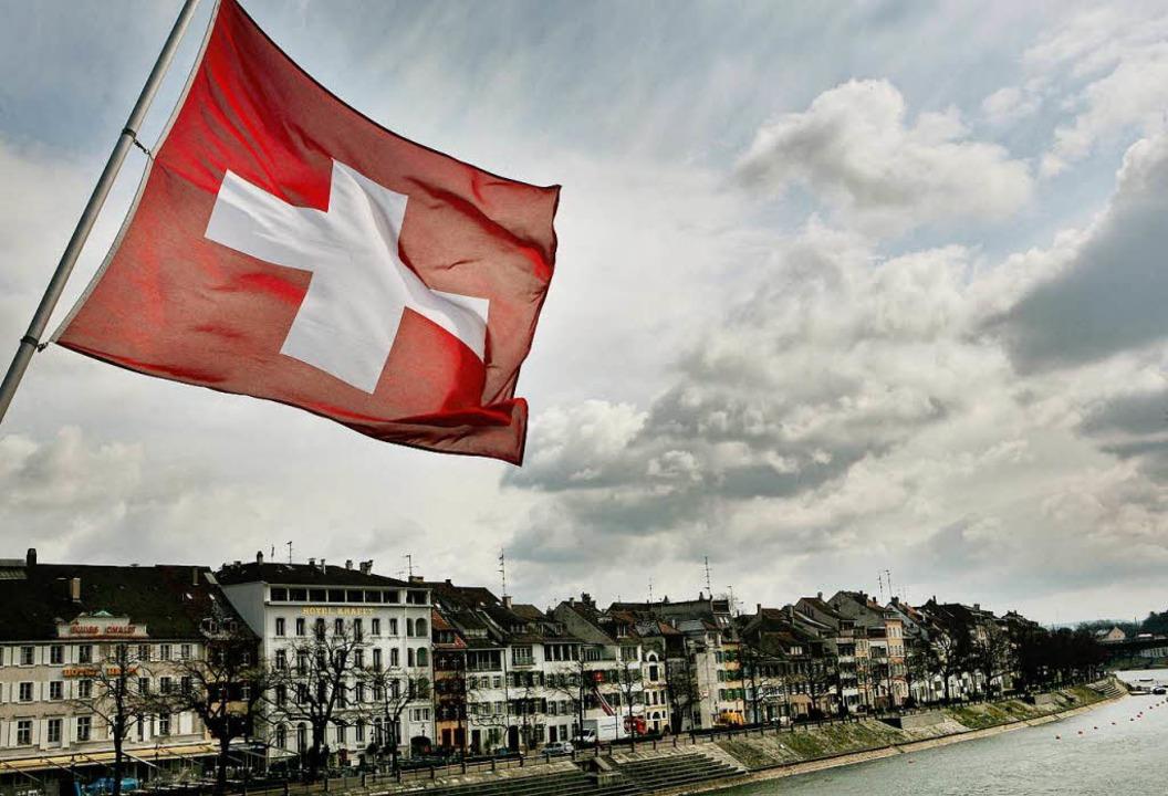 Basel lockt – und vor allem Deutsche kommen.  | Foto: dpa